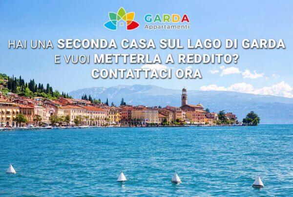 Metti a reddito la tua seconda casa sul lago di Garda, contattaci ora e inizia a guadagnare! | Garda Appartamenti