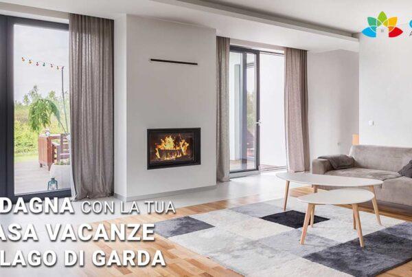Guadagna con la tua casa vacanze sul lago di Garda | Sfrutta al meglio la tua casa vacanze sul lago di Garda e inizia a guadagnare!