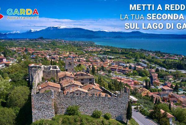 Metti a reddito la tua seconda casa sul lago di Garda | Con Garda Appartamenti puoi mettere a reddito la tua seconda casa sul lago di Garda
