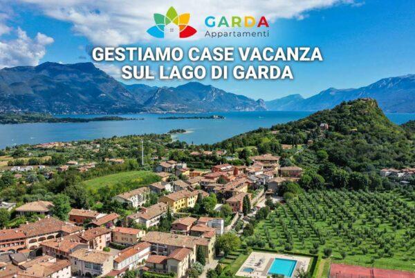 Gestione case vacanza sul lago di Garda | Richiedi la gestione del tuo immobile e inizia a guadagnare senza nessun pensiero.