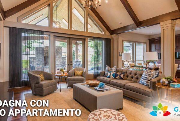 Come guadagnare con il tuo appartamento | Guadagnare con il proprio appartamento sul lago di Garda non è più un problema!