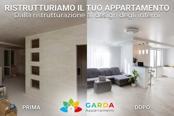 Ristrutturiamo il tuo appartamento | Dalla progettazione alla posa di murature, fino all'arredamento degli interni.