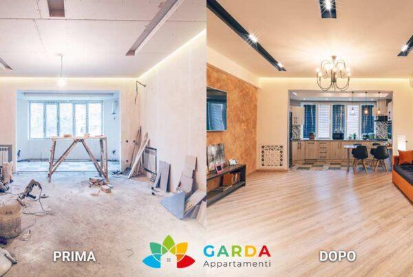 Ristrutturazione appartamenti e case vacanza | Ti affiancheremo dalla ristrutturazione, fino alla messa a reddito dell'appartamento.