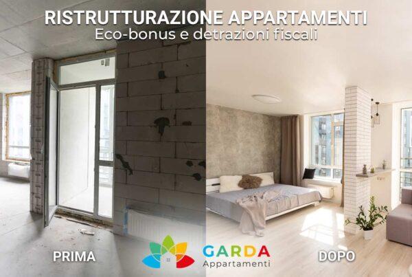 Guadagna con il tuo immobile sul lago di Garda | Hai un immobile fermo da troppo tempo? Affidati a Garda Appartamenti!