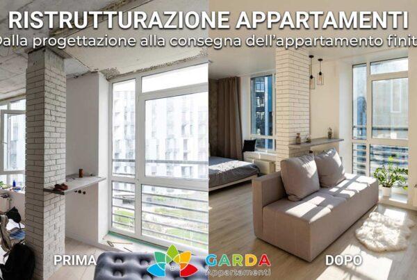 Ristrutturazione appartamenti lago di Garda | Approfitta degli eco-bonus e incentivi fiscali, ristruttura il tuo appartamento.