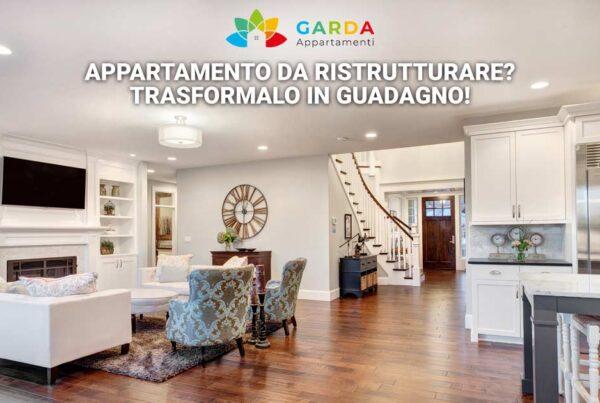 Guadagna con il tuo appartamento sul lago di Garda | Il tuo appartamento sul lago di Garda può diventare una fonte di guadagno!